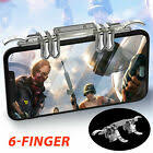 6 <b>Finger</b> Controller <b>Trigger Game</b> Fire Button Handle Gamepad For ...