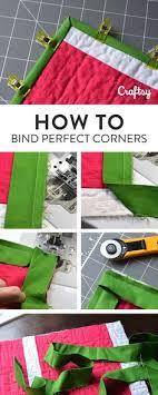Video tutorial: 2 minute pinwheel quilt block – beginner's series & How to Sew Sharper Corners on Your Quilt Bindings Adamdwight.com