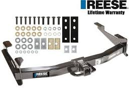 Reese Trailer Hitch Application Chart Reese Trailer Hitch For 01 10 Chevy Silverado Gmc Sierra