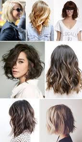 Korte Kapsels 2019 Boblijn Is Zo Kapsels Halflang Haar
