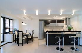 kitchen soffit lighting. kitchen idea of the day love soffit lighting in this modern