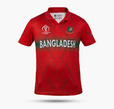 Cricket Jersey Size Chart Bangladesh Team Jersey Red Original Edition Icc World Cup 2019