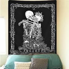 <b>Halloween Blood Man Pattern</b> Wall Hanging Tapestry