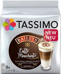 <b>Кофе капсульный Tassimo</b> Латте Макиато Бейлиз купить в ...