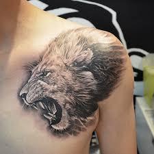 heart of a lion kid cudi tattoo. Delighful Cudi Heart Of A Lion Done By Elvin Tattoo Singapore Intended Of A Lion Kid Cudi Tattoo
