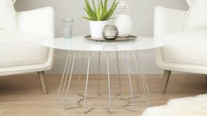 amazing glass round coffee table and white glass and chrome coffee table living room furniture