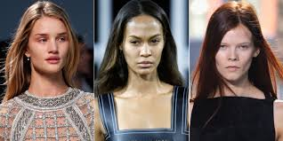 no makeup problem says fashion week s beauty forecast no makeup problem says fashion week s beauty forecast male models before and after