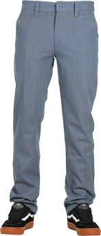 Light Blue Plaid Pants Reserve Chino Ltd Pants