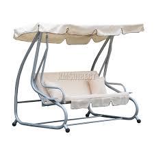 image is loading spare repair westwood beige garden metal swing hammock