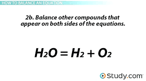 how to balance chemical equations the right way a science experiments balancing easy problems practice chemistry