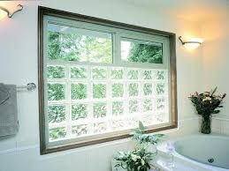 Bathroom Window Options