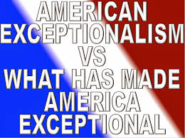contrary brin american exceptionalism versus what has made  their version is jingoism a dullard thing seen in all cultures a kind of masturbation to the clan s tribal symbols similar to what occurred in any and