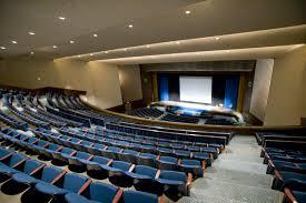 Kodak Center Theater Conference Facility