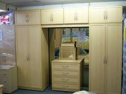 Overbed Bedroom Furniture Coppice Rangeover Bed Wardrobe Fitments Alb000 Tbs Discount