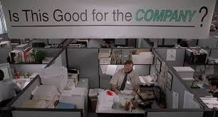 ill set the building on fire office space amazing office space set