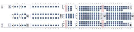 seat map for american s 777 300er image american airlines