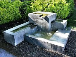 modern outdoor wall fountain modern garden fountains water features best modern outdoor fountains ideas on wall