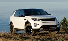 land rover discovery 2015 white. 2015 land rover discovery sport launch edition white 1