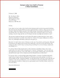 Unique Mla Format Letter Types Of Letter