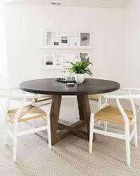 round kitchen table. Saison Round Dining Table Kitchen