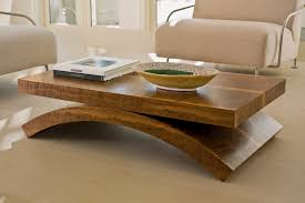 Modern Wooden Tables For Living Room