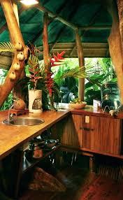 Tropical Kitchen Design Impressive Design Inspiration