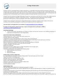 cover letter brand ambassador job description brand ambassador job cover letter nike brand ambassador job description torp musikkorpsbrand ambassador job description extra medium size