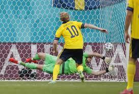 ยูโร 2020 : สวีเดน เฉือนชัย สโลวะเกีย - ไวกิ้ง ใกล้เข้ารอบ