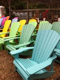 recycled plastic adirondack chairs. A Rainbow Of Recycled Plastic Adirondack Chairs From The Cottage Shop In Duck, NC ~ Two Aqua Are Heading To Eleuthera U