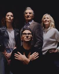 We were waiting and then mom. The Rise Of Schitt S Creek The New York Times