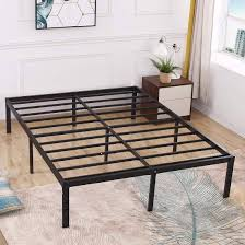 Best Bed Frames for Heavy Person with Anti-Sagging Design