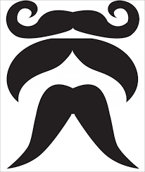 High quality hulk hogan gifts and merchandise. Mustache Template Free Premium Templates