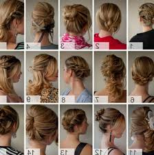 Very Easy Cute Hairstyles Cute Hairstyles For Short Hair To Do At Home Fusion Hair
