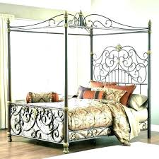 black wrought iron bed – bestudy.co