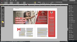 free magazine layout template free indesign fashion magazine template youtube