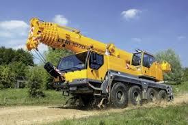 Ltm Mobile Cranes Liebherr