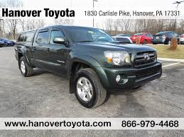 Used 2010 Toyota Tacoma For Sale   Hanover PA   VIN: 5TEMU4FN8AZ733043