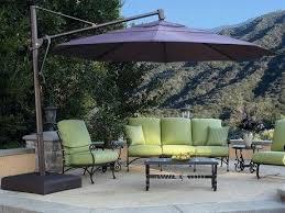 cantilever patio umbrella for treasure garden cantilever aluminum foot wide crank lift tilt lock umbrella 16 ideas cantilever patio umbrella