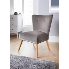 grey velvet chair. Perfect Velvet 337999arabellagreyvelvetchair For Grey Velvet Chair G