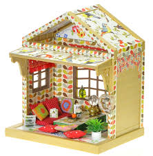 Sylvanian Families Cath KidstonOrla Kiely Decorated Woodland - Swivel classy sylvanian families living room set