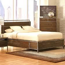 industrial style bedroom set. captivating urban industrial style king size bedroom dresser eedafcab bed frame bench on casters set bedside h