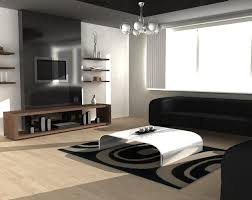 Interior Design Black And White Living Room Decoration Astounding Modern Interior Design Ideas With Black And