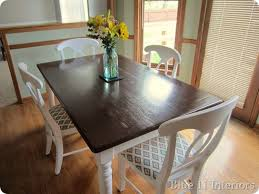 diy dining room table makeover with dining table and bedroom furniture makeover image14
