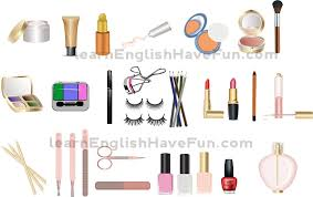 this cosmetics voary will be helpful when you go to the or beauty to items to hear the words ounced in american english