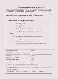 Application For Membership 6 Best Examples Of Membership Application Forms With Free