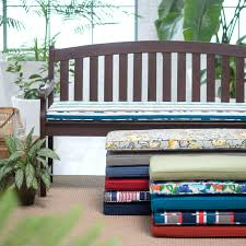 Wicker Porch Swing Replacement Cushions Pads Patio Cushion Canada