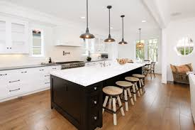 Mixing Kitchen Cabinet Colors Kitchen Antique White Cabinets With Black Appliances 2 97 Grey