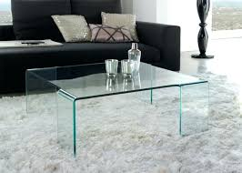 coffee table contemporary clear glass square modern and end tables appealing all at living room