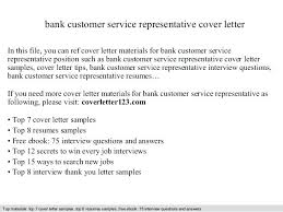 covering letter for bank customer service sample cover letter sample cover letter bank bank