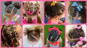 تسريحات شعر أطفال بنات للعيد 2019 موقع محتوى. اجمل تسريحات شعر للبنات للعيد 2021
